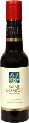 Astaberry Wine Shampoo