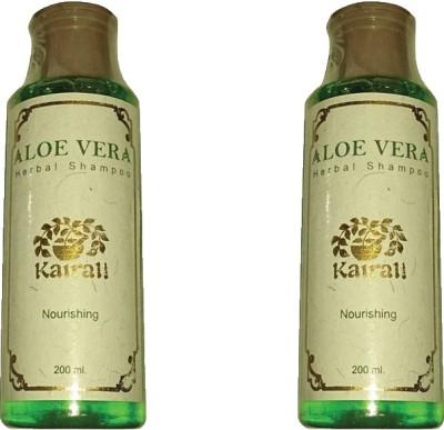 Kairali Aloe Vera Shampoo (200 ml) - herbal shampoo for nourishing & strengthening hair