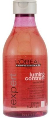 L, Oreal Paris Professionnel Loreal Serie Expert Lumino Contrast Unisex Shampoo