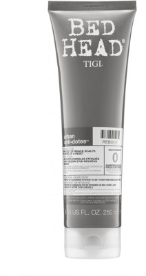 Bed Head Tigi Urban anti + dotes Reboot Scalp Shampoo 250ml(250 ml)