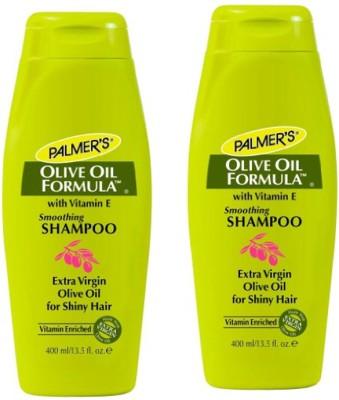 Palmer's Olive Oil Formula Smoothing Shampoo (Pack of 2)