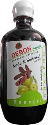 Debon herbals Amla & Shikakai Shampoo