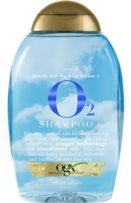 OGX Gravity-Defying & Hydration+O2 Shampoo