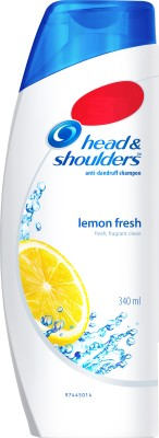 Head & Shoulders Lemon Fresh Shampoo(340 ml)