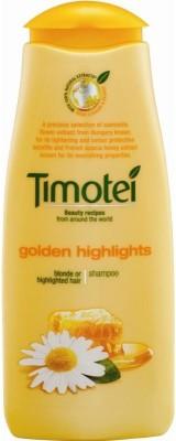 Timotei Golden Highlights Shampoo