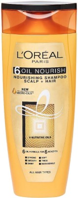 LOreal Paris 6 Oil Nourish(175 ml)