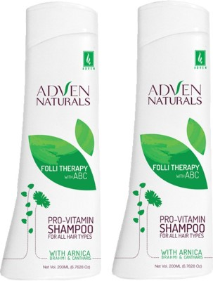 Adven Naturals Arnica Brahmi (Pack of 2)