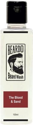 Beardo The Blood & Sand Beard Wash