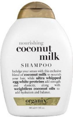 Organix Org Coconut Milk Shampoo