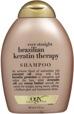 Ogx Ever Straight Brazilian Keratin Therapy ( Organic ) Shampoo