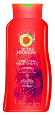 Herbal Essences Long Term Relationship Hair Shampoo (Pack Of 3)