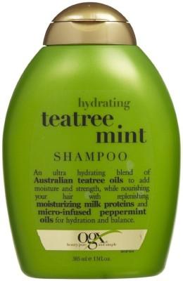 Ogx Hydrating + Teatree Mint ( Organic ) Shampoo