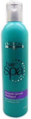 Loreal Professionnel Hair Spa Smooth Revival Shampoo