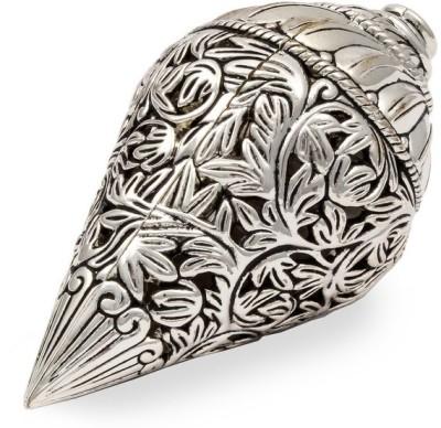 JewelandGifts Decorative Shankh(Silver)