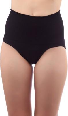 MyBra Women's Hipster Black Panty