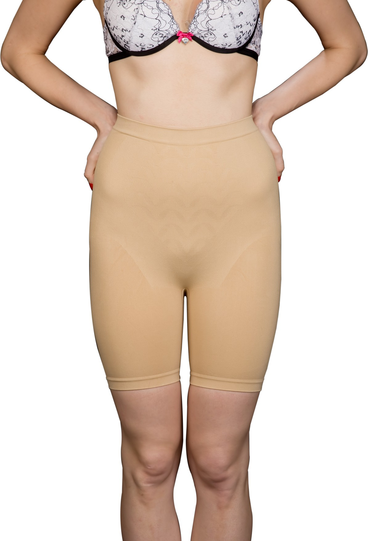 Laceandme Laceandme Tummy & Thigh Control Shapewear Womens Shapewear