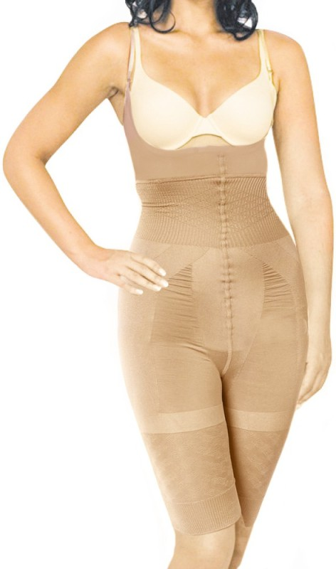Evana Slimming Tummy Tucker Body Shaper Underwear With Straps Women's Shapewear