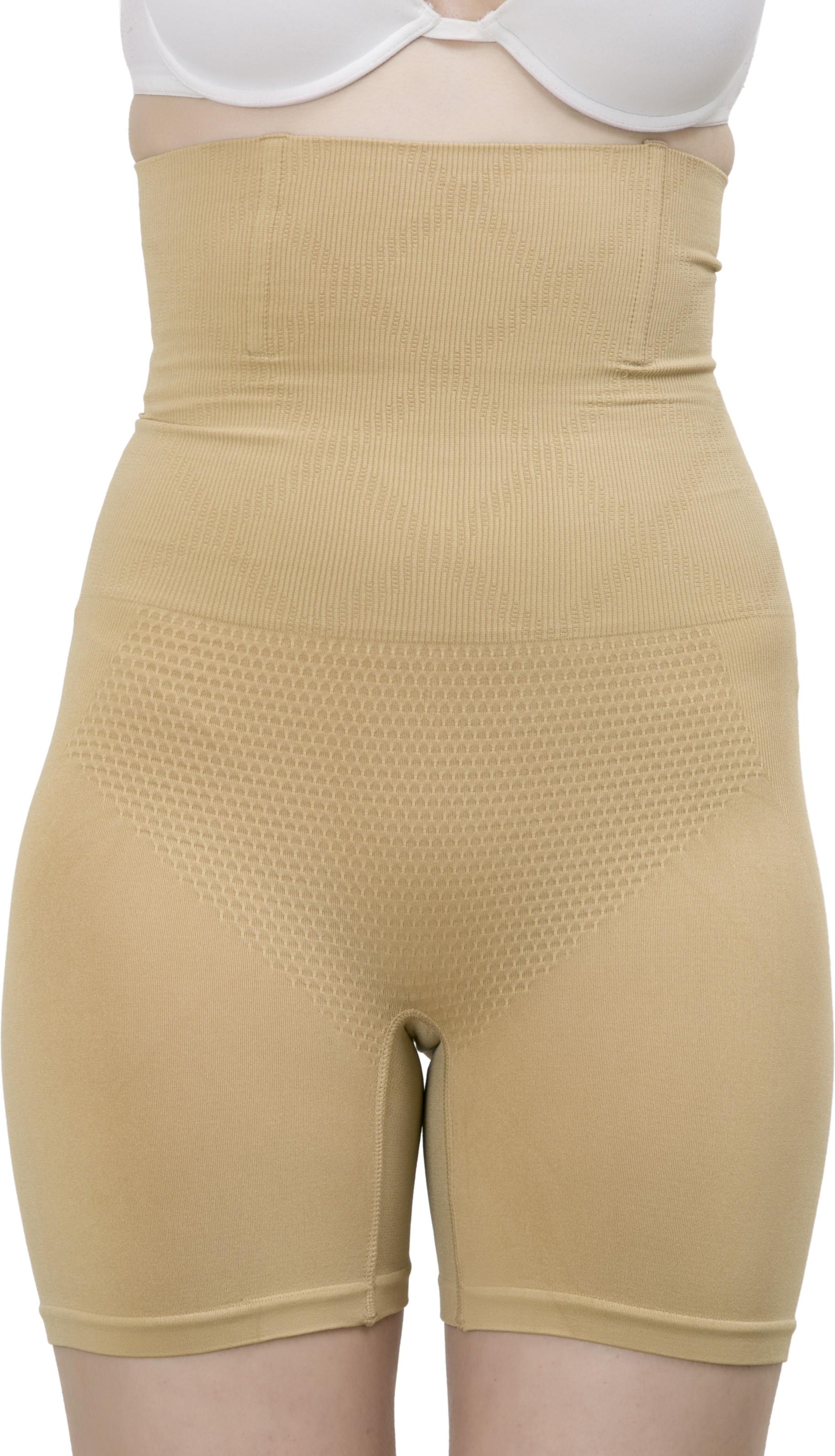 Laceandme No Rolling Wire control Womens Shapewear