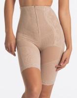 PrettySecrets Nude Super Slimming Hip & Thigh Shaper Womens Shapewear
