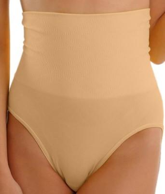 PrivateLifes Beige Tummy Tucking Womens Shapewear