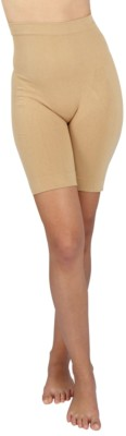 Opulent Seamless High-waist Mid-thigh Super Control Tummy Tucker Body Shaper Panty Skin Women's Shapewear