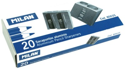 Milan Spain Aluminium Double Sharperners