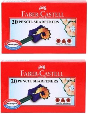 Faber-CAstell Sharpner1 Pencil Sharperners