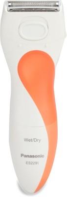 Panasonic ES2291 Shaver For Women(Orange and White)