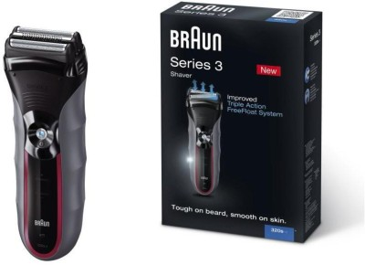 Braun Trimmer Se3-320 Shaver For Men