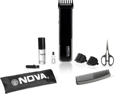 Nova Advanced Skin Friendly Precision NHT 1055 BL Trimmer For Men