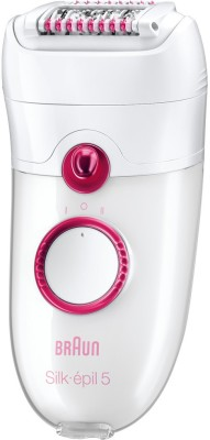 Braun Silk-epil Series 5 5280 Epilator f...
