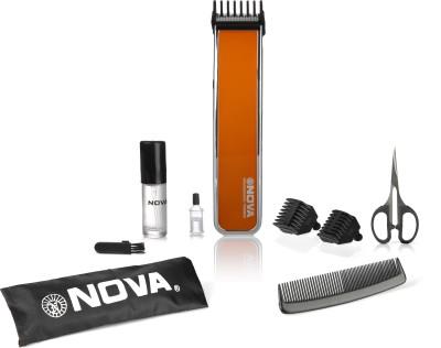 Nova Advanced Skin Friendly Precision NHT 1055 O Trimmer For Men
