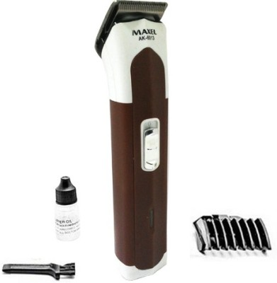 Maxel Rechargeable AK-6013 Trimmer For Men, Women