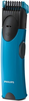 Philips BT1000 Trimmer For Men(Blue) at flipkart