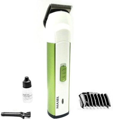 Maxel Rechargeable AK-301 Trimmer For Men, Women