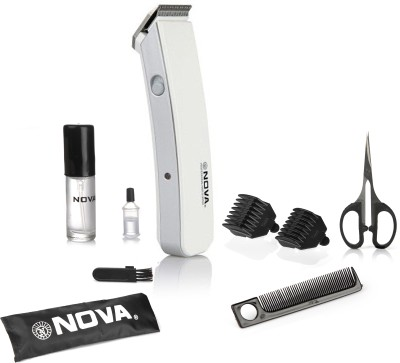 Nova Advanced Rechargeable NHT 1047 W Trimmer For Men