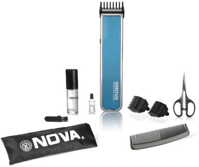 Nova Advanced Skin Friendly Precision NHT 1055 B Trimmer For Men