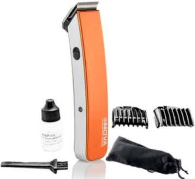 Nova Cordless Rechargeable Cordless Nht 1045 O Trimmer For Men