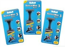Supermax Swift 3 Razor With 5 Cartridge