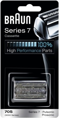 Braun 70S Replacement Head, Silver(Pack of 1)