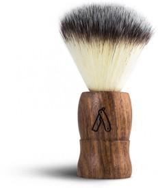 Ustraa Ustraa Shaving Brush-Dark Wood