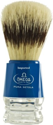 Imported Omega Pura Setola Shaving Brush