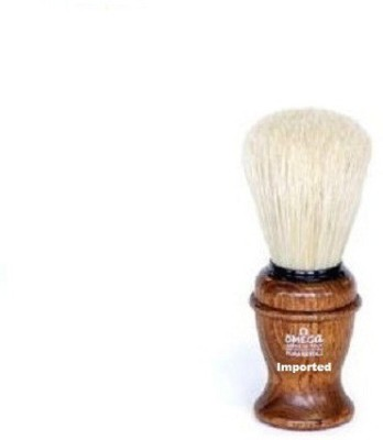 Imported Omega Boar Bristle Made In Italy Shaving Brush