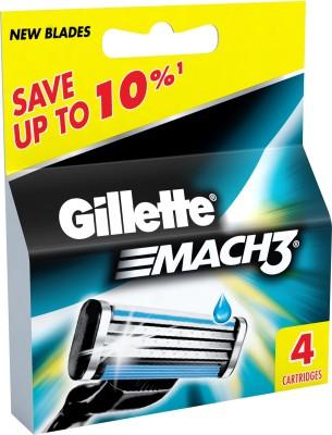 Gillette Mach 3 Cartridges
