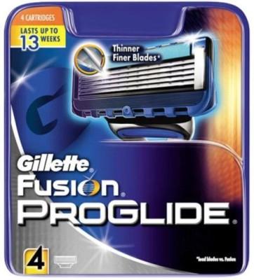 Gillette Flexball Cartridge-4,S(Pack of 4)