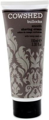Cowshed Bullocks Smooth Shaving Cream(100 ml)