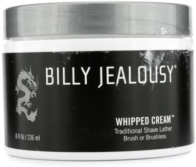 Billy Jealousy Whipped Cream Traditional Shave Lather(236 ml)