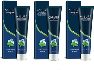 Assure Saving Cream Pack Of 3(300 g)