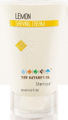 The Nature's Co Lemon Brushless Shaving Cream(125 ml)