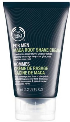 The Body Shop Maca Root Shave Cream